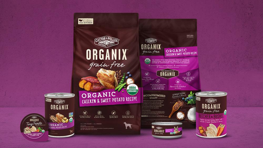 Castor & Pollux Branding | Packaging Design | Tradeshow