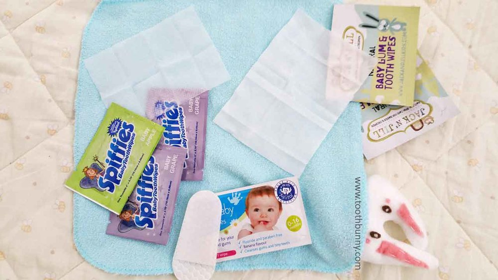 Baby Teeth Wipes