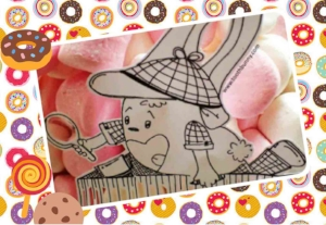Detective Tooth Bunny and 3S treats_annetta.tsang