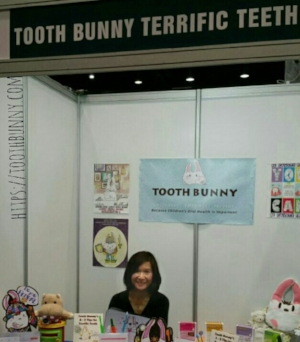 Tooth Bunny Annetta Tsang_2017gckidsexpo