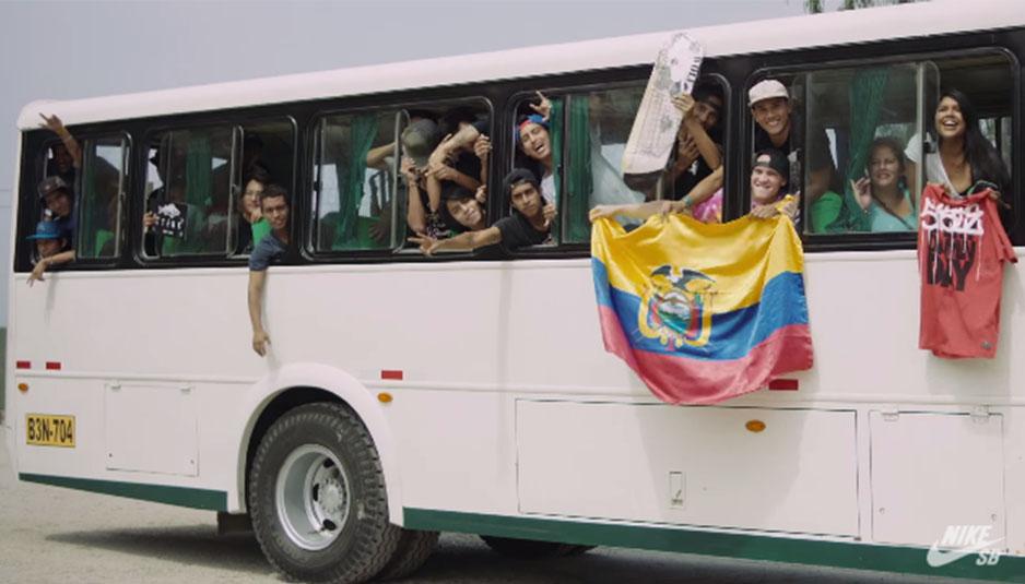 ruta panamericana 2016
