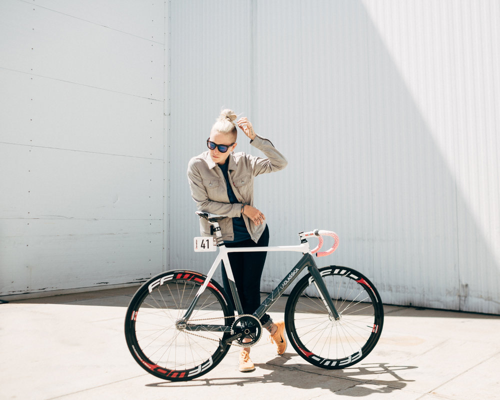 The Red Hook Crit for Huck Magazine / Levi's