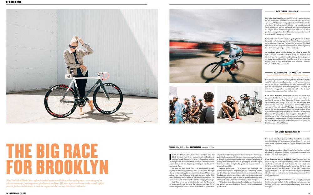 Huck Magazine / Levi's