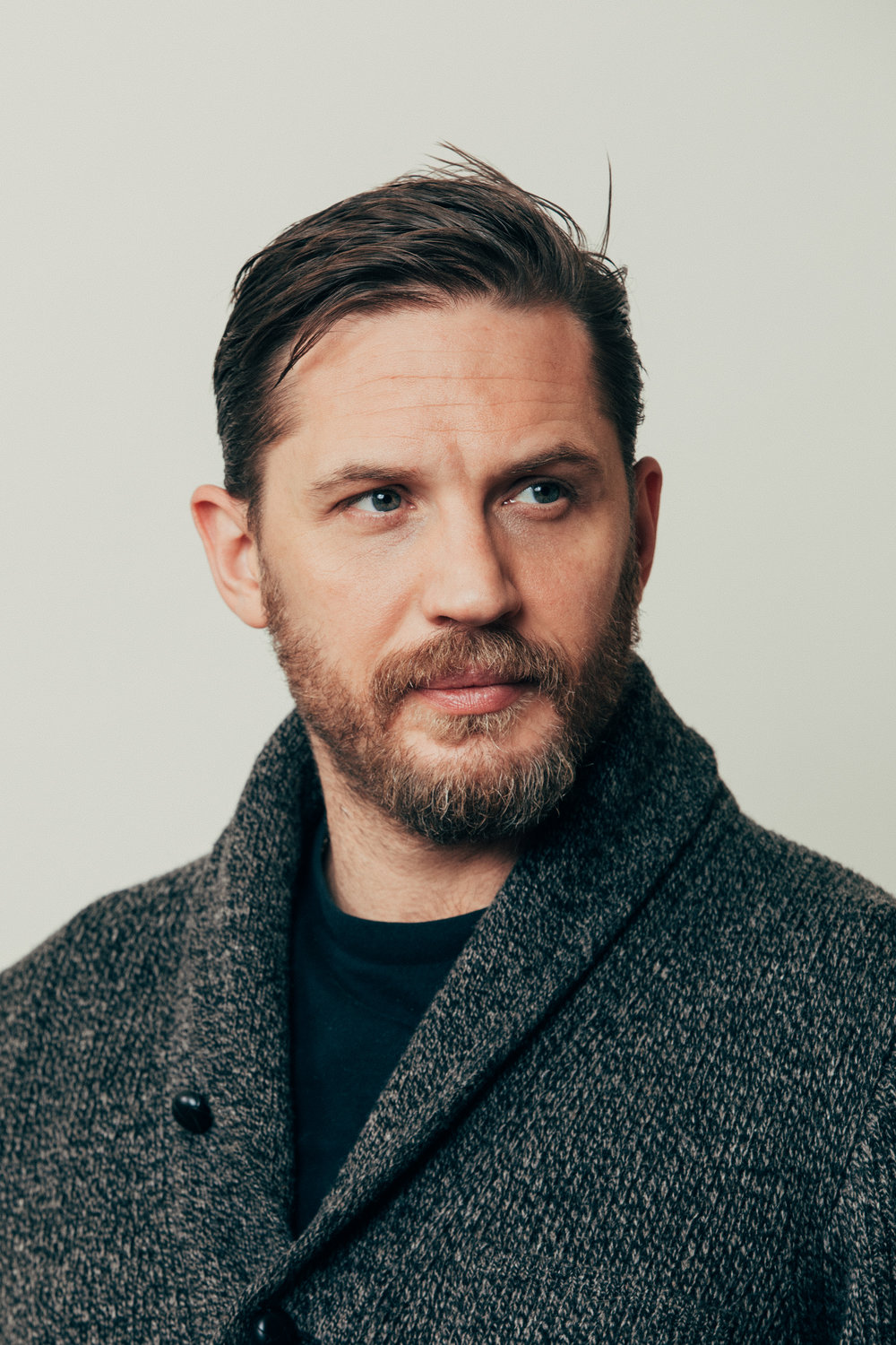 Tom Hardy for The New York Times