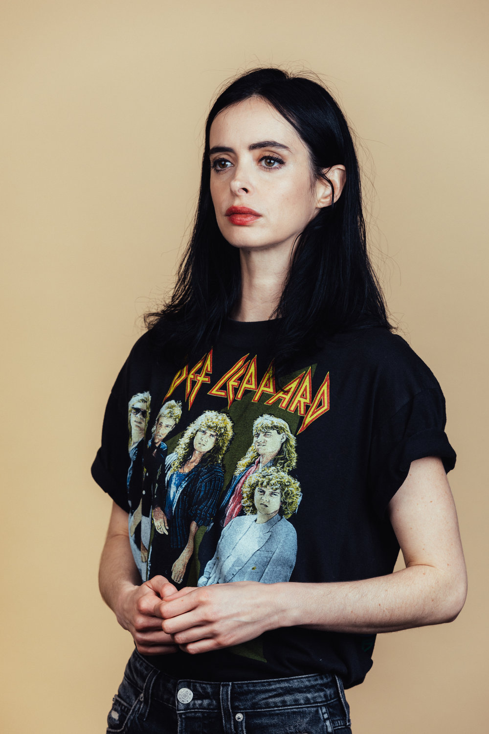 Krysten Ritter for The New York Times