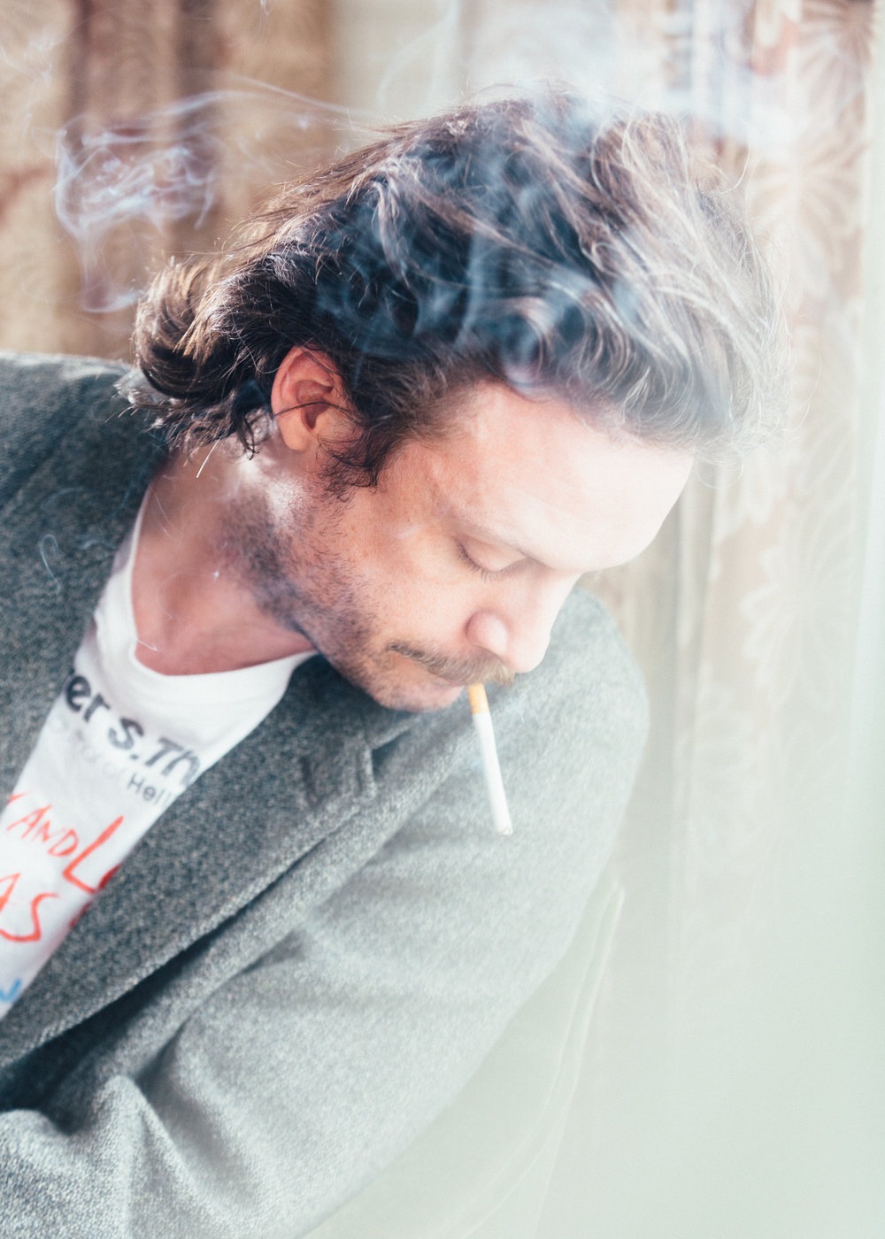 Father John Misty for The New York Times