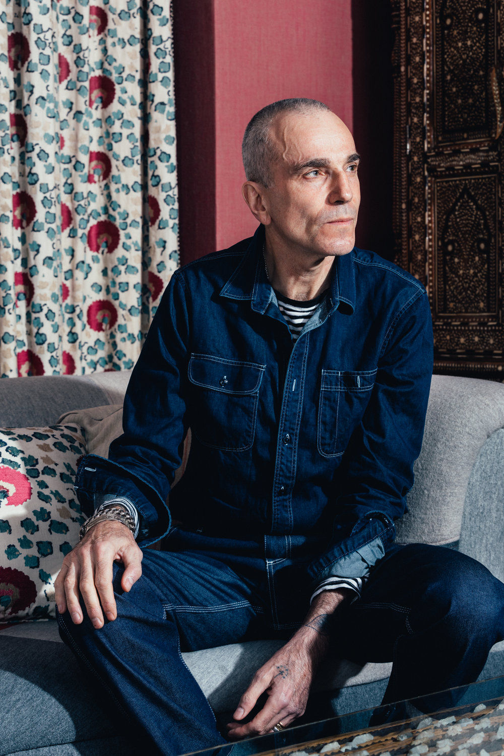 Daniel Day-Lewis for The New York Times