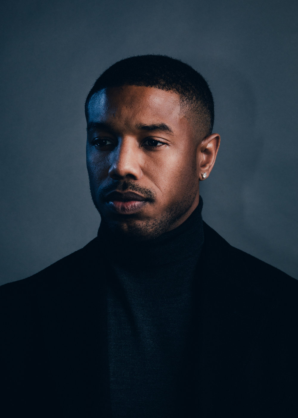 Michael B. Jordan for The New York Times