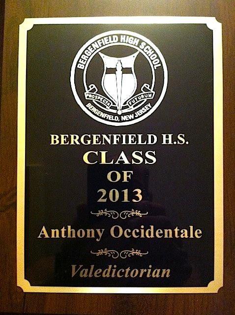 BHS Class of 2013