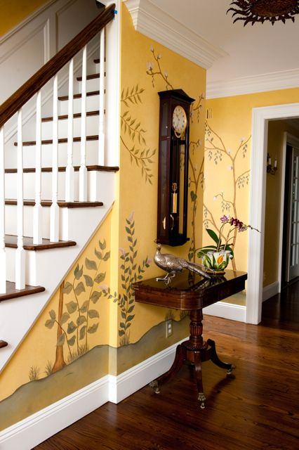 Entry walls hand painted mural.jpg