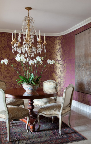 Gold Damask wall stencil.png