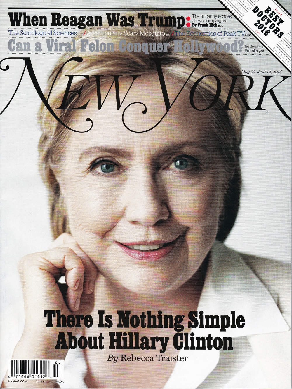 NY Magazine May 30_June 12 2016_Cover.2.jpg