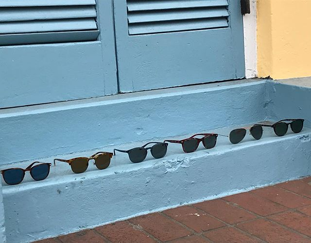 The wait is over! Preorder now on Kickstarter via link in bio! Discounts available for first 150 backers! #sunglasses #nola #kickstarter