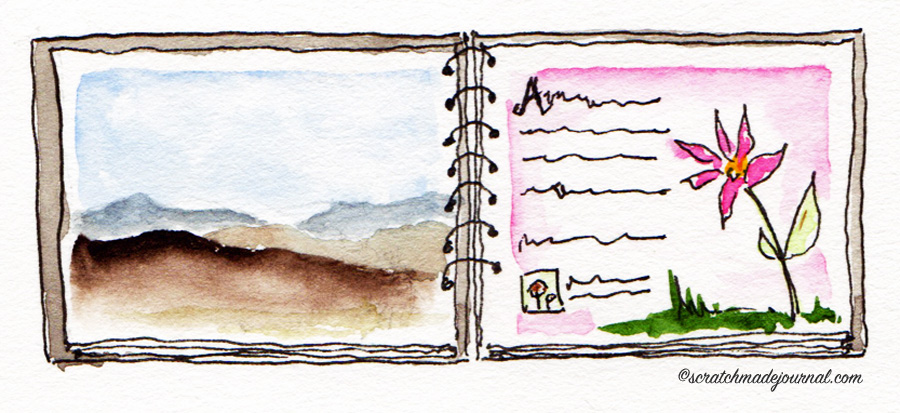 sketchbooks sketch - scratchmadejournal.com