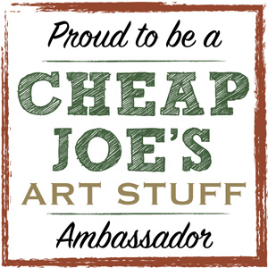 SJ is a proud supporter of Cheap Joe's Art Supplies - ScratchmadeJournal.com