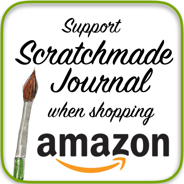 Support Scratchmade Journal by shopping on Amazon - ScratchmadeJournal.com