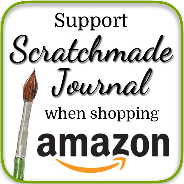 Amazon tab - ScratchmadeJournal.com
