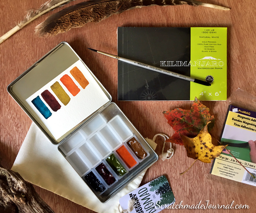 Celebrate Fall & 1000 Followers Giveaway - ScratchmadeJournal.com