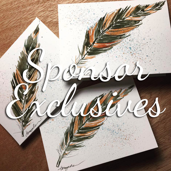 Sponsor exclusives - ScratchmadeJournal.com