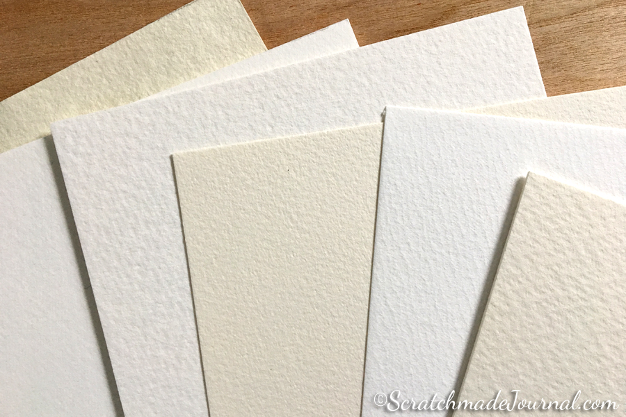 Watercolor paper is made in a plethora of colors, weights, sizes, and textures, but the most important component is quality.