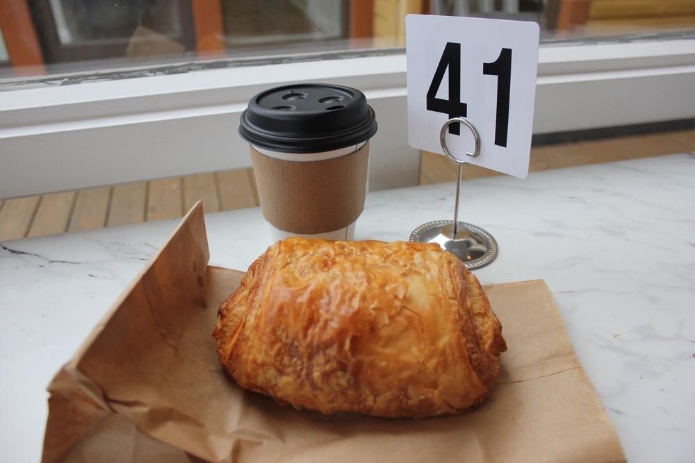 Croissant Sunflour Baking