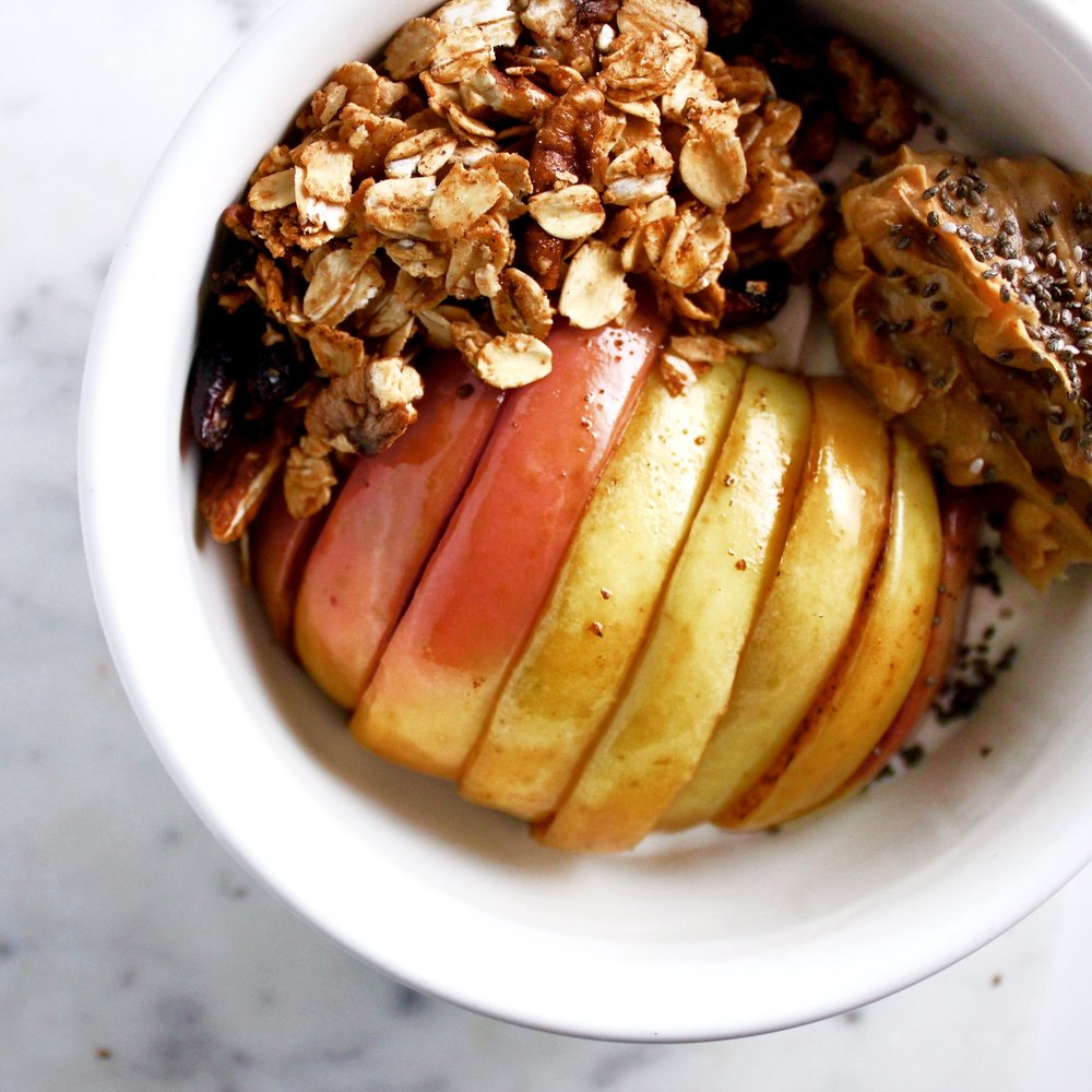 Fall Yogurt Bowl