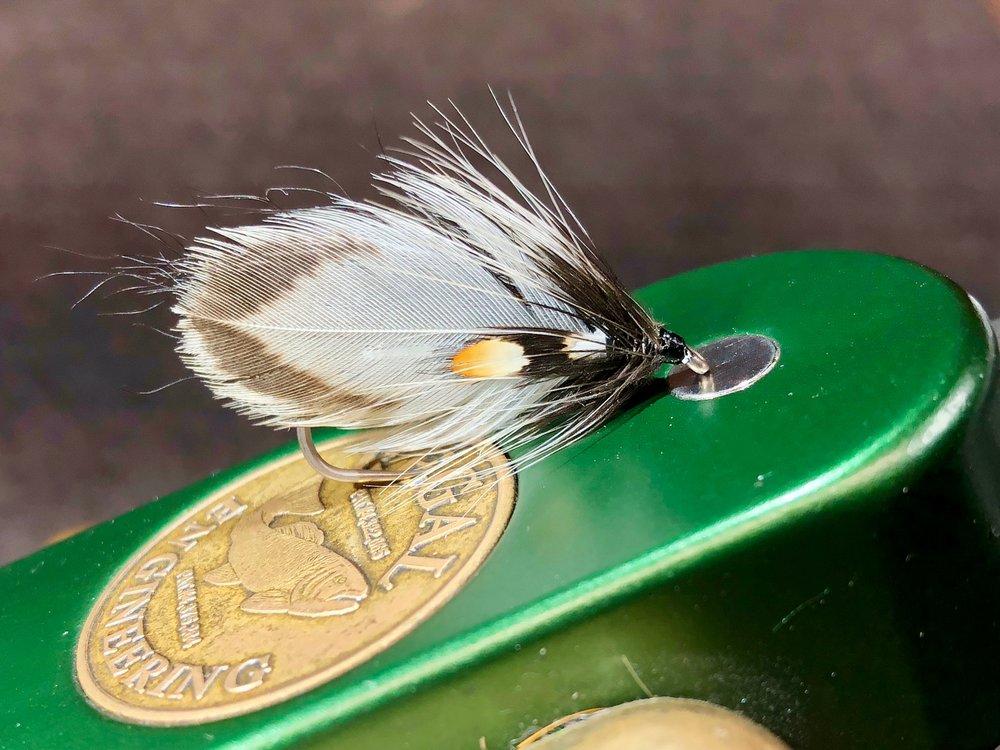 Black and White Hornberg Special