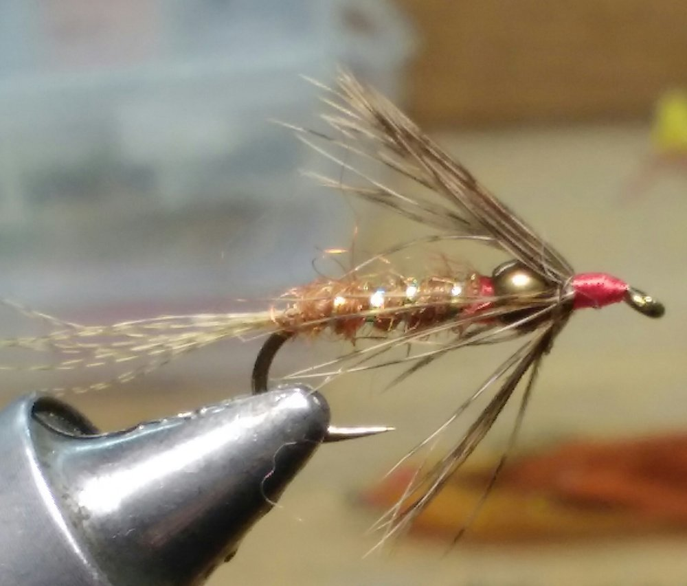 - The Bead Thorax Soft Hackle