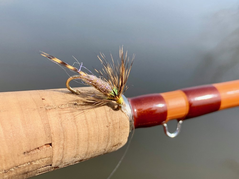 The Single Feather Pennell Wet Fly is a year round favorite, but it is particularly effective early in the season.