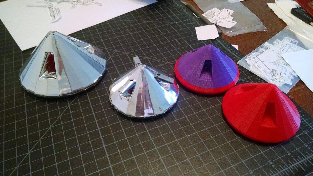 Replicas/Accessories for Apollo 13 Redux