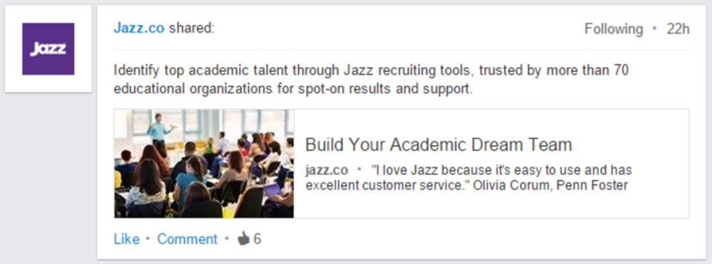 Sample LinkedIn Ad1 for B2B Client.png