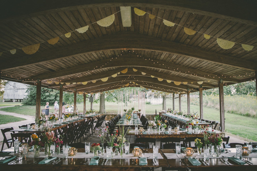 rustic wedding decoration steppingstone museum.jpg