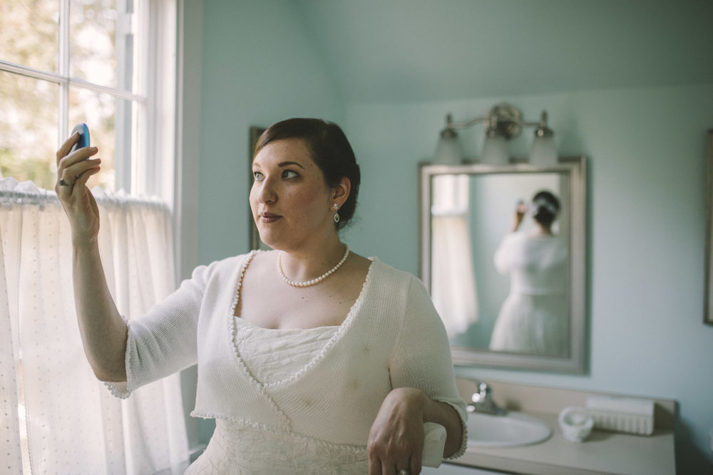 cherry hill farmhouse bride getting redy mirror.jpg