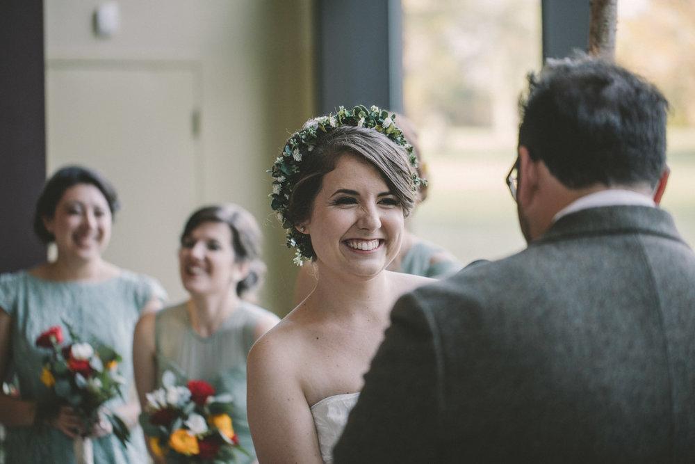 cylburn arboretum baltimore wedding ceremony bride.jpg