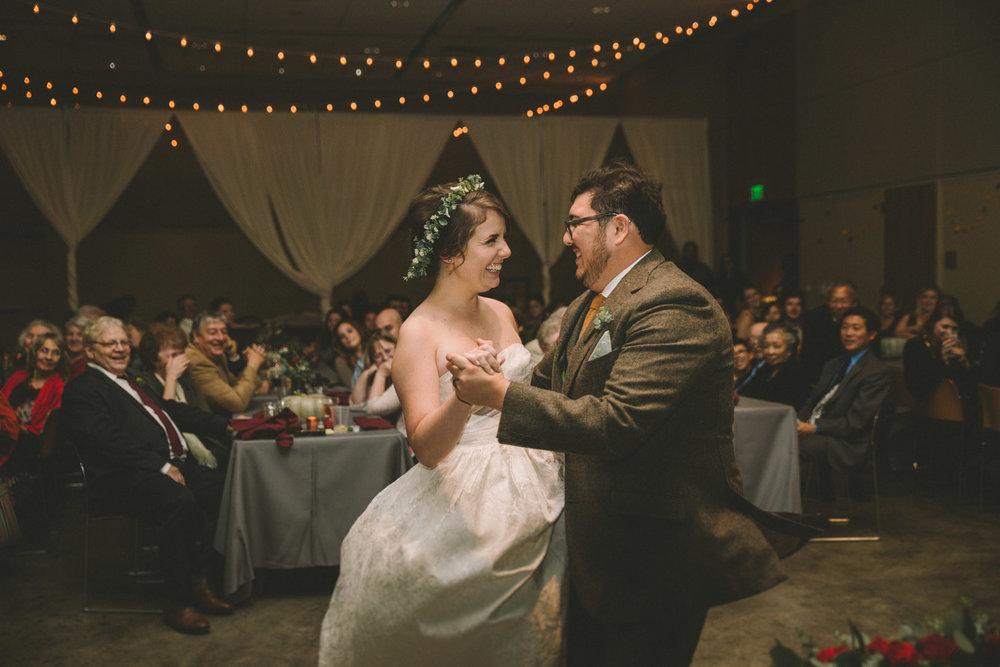 cylburn arboretum baltimore wedding first dance 1.jpg