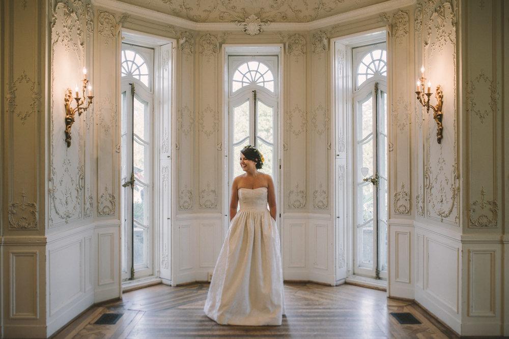 cylburn arboretum baltimore wedding portrait bride.jpg