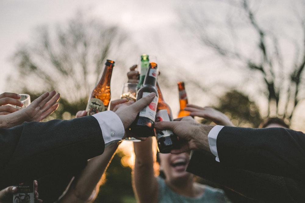 cylburn arboretum baltimore wedding susnet toast.jpg