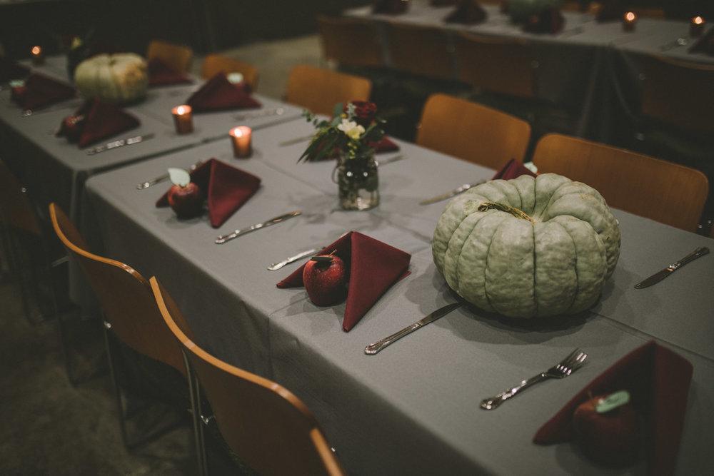 cylburn arboretum baltimore wedding table pumpkin.jpg
