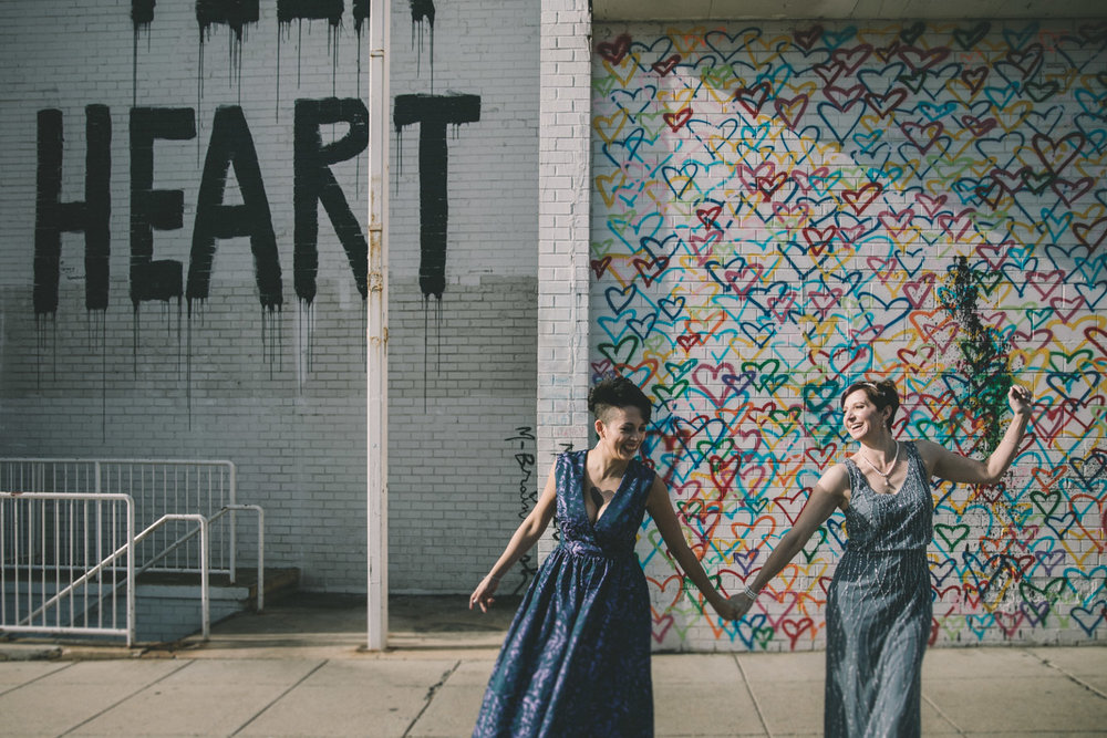 Barbara O Photography dc wedding heart mural union market2.jpg