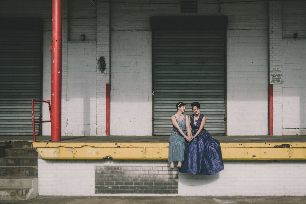 Barbara O Photography dc wedding industrial warehouse union market.jpg