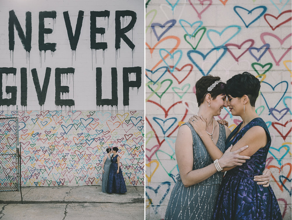never give up hearts mural dc wedding.jpg