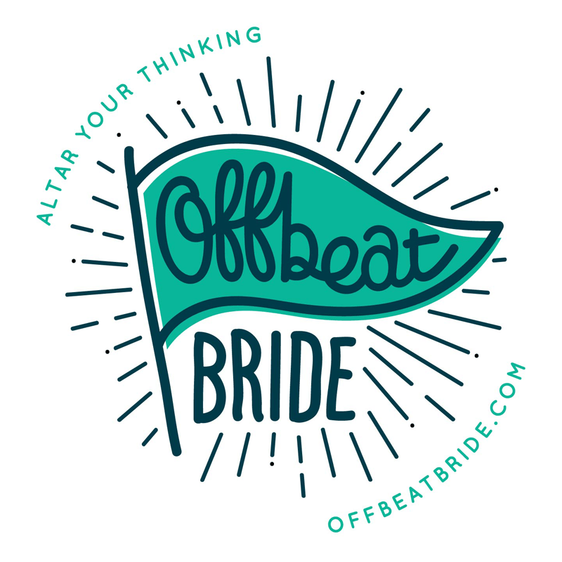 Offbeat bride barbara o photography dc same sex wedding feature