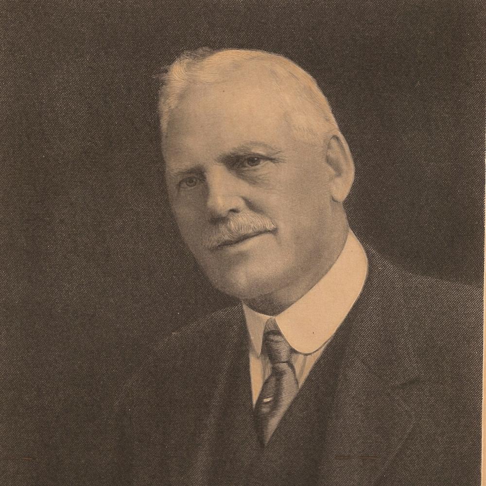 George Lindley Taber Sr
