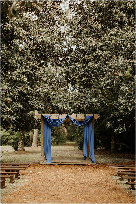 The Glen Venue Wedding ceremony