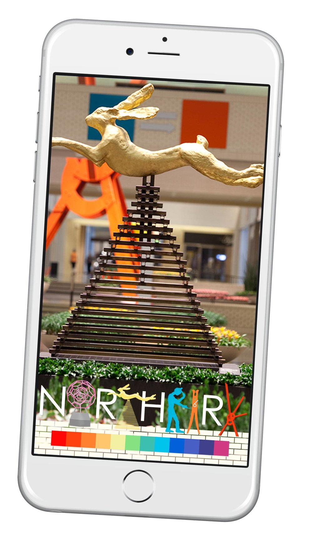 NorthPark Snapchat Geofilter