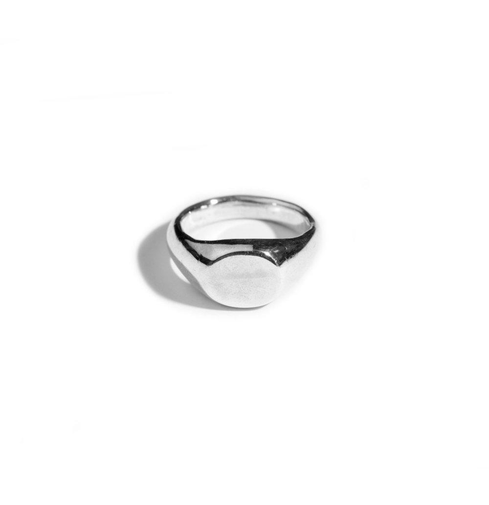 Cameron Studio - Classic Signet Ring