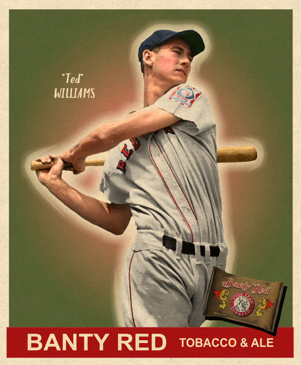 1940 R319 SERIES - TED WILLIAMS  3/27/17 Auction Closes at 159.00 USD, Current Population of 4