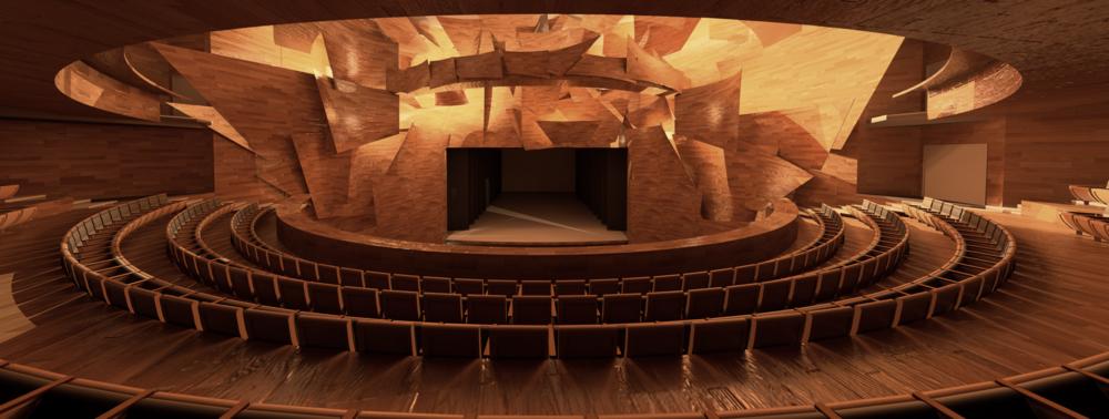 Anup Sagoo Creative & Media: Proscenium Theatre