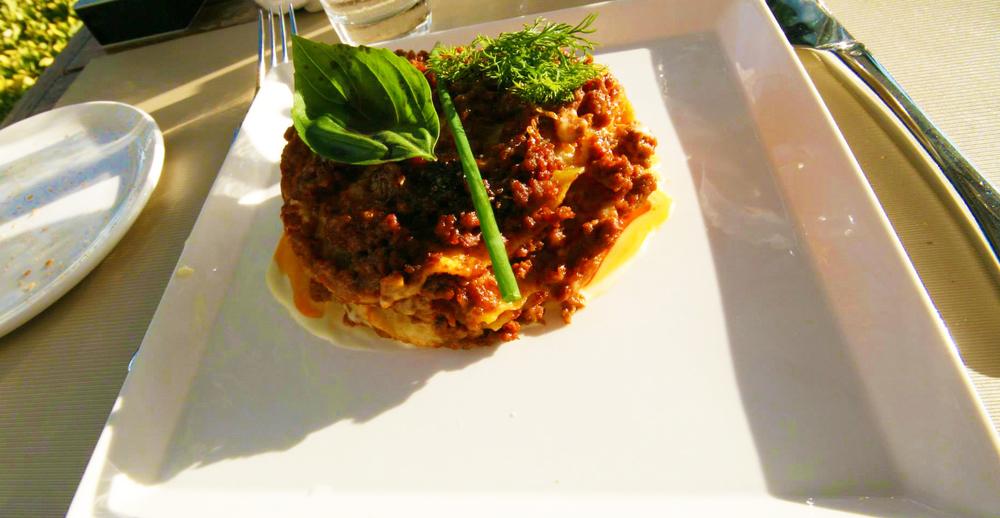 MMM... Lasagna!
