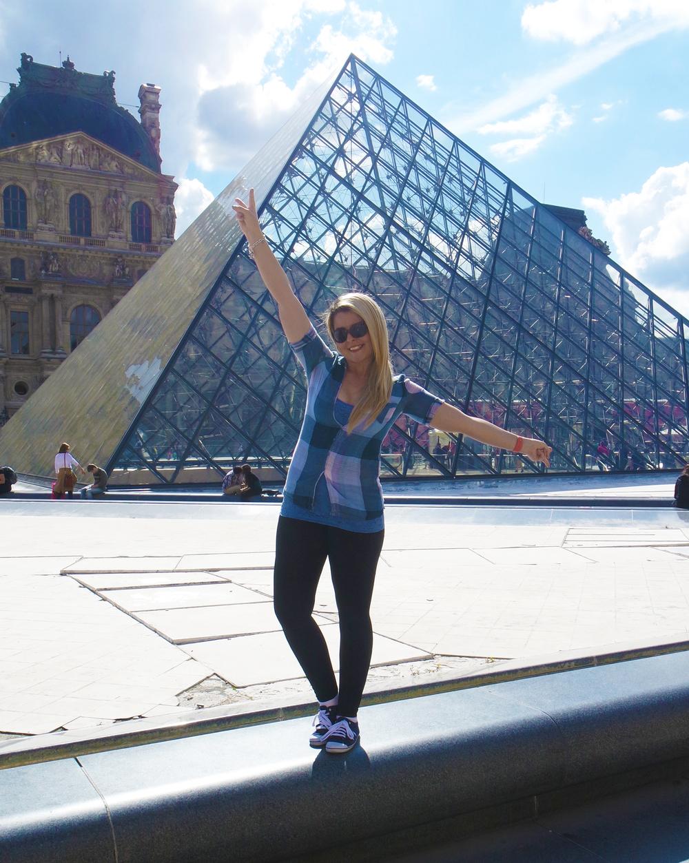 About the explore the Musée du Louvre